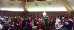 Traditional Worship at St Philip-small